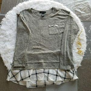 Long  blouse  sz~S